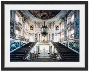 Постер Baroque Grand Staircase 124X99 CM