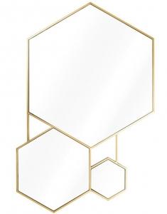 Зеркало Hexa 87X132 CM