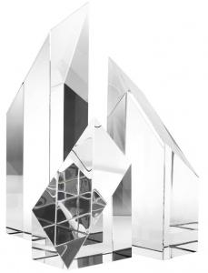 Декор для интерьера Scope 12X8X20 / 12X8X29 / 12X8X38 CM
