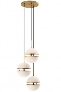 Подвесной светильник Spiridon Triple 45X45X190 CM