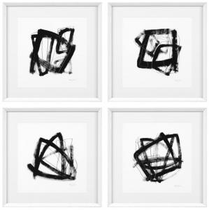 Постеры Tessellation 58X58 / 58X58 / 58X58 / 58X58 CM