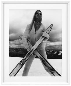 Постер Vogue Eugene Vernier 1966 68X83 CM