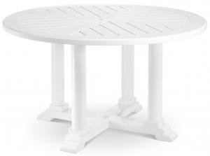 Садовый обеденный стол Bell Rive 130X130X75 CM