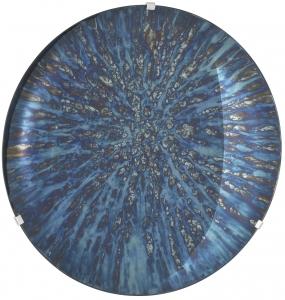 Вогнутое зеркальное стекло 104X104X22 CM