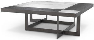 Кофейный столик Hermoza 110X110X35 CM