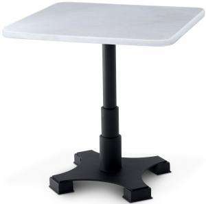 Стол с мраморной столешницей Mercier Square 75X75X75 CM