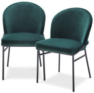 Комплект из двух стульев Willis 49X56X82 CM