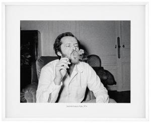 Постер smoking Nicholson 103X83 CM