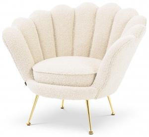 Кресло в стиле ар-деко Trapezium 97X79X78 CM