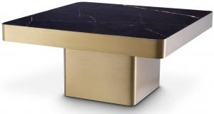 Журнальный столик Luxus 81X81X39 CM