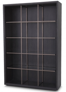 Книжный шкаф Hennessey 150X46X222 CM