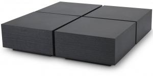 Комплект из четырёх столиков Puro 65X65X32 / 65X65X32 / 65X65X32 / 65X65X32 CM