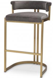 Полубарный стул Dante 49X47X81 CM
