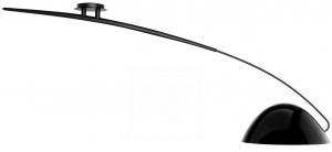 Светильник потолочный регулируемый Pluma 188-223X49X83X107 CM чёрный