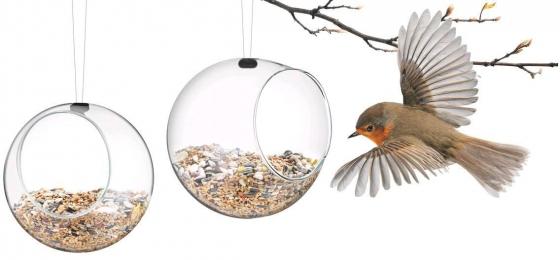 Кормушки для птиц подвесные малые 2 шт 1