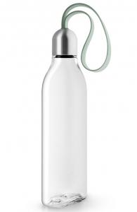 Бутылка плоская 500 ml светло-зелёная