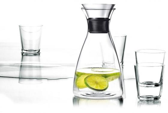 Графин drip-free 1 L и 4 бокала 1