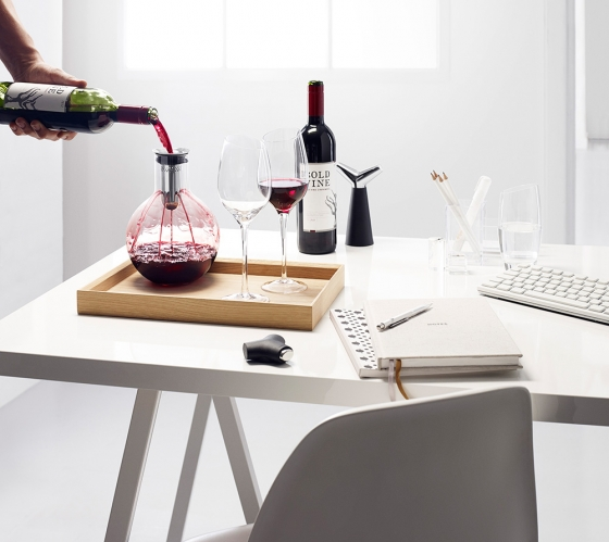 Декантер для вина 750 ml 5