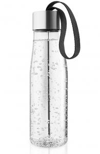Бутылка для воды myflavour 750 мл чёрная