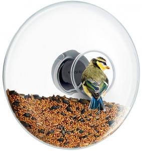 Кормушка для птиц оконная Ø20 CM