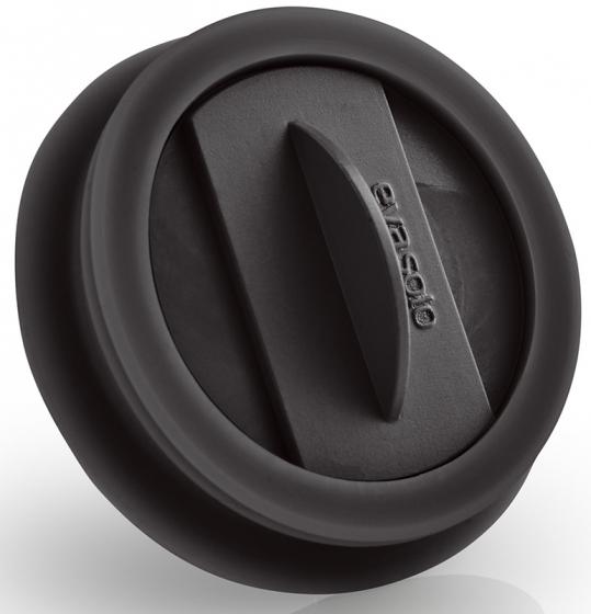 Термокружка керамическая 280 ml черная 7