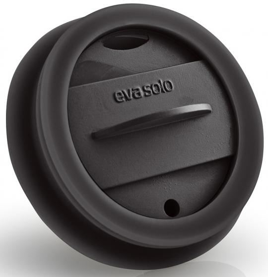 Термокружка керамическая 280 ml черная 6