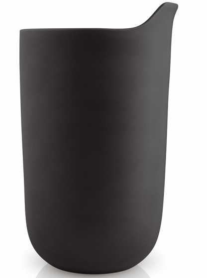 Термокружка керамическая 280 ml черная 4