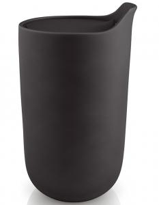 Термокружка керамическая 280 ml черная