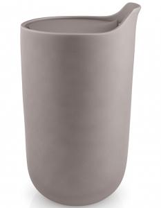 Термокружка керамическая 280 ml серая