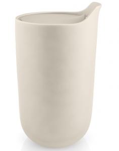 Термокружка керамическая 280 ml бежевая