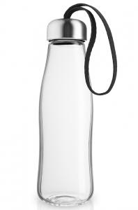 Бутылка стеклянная 500 ml черная