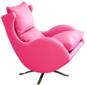 Кресло с подставкой для ног Lenny 71X103X95 / 60X60X42 CM