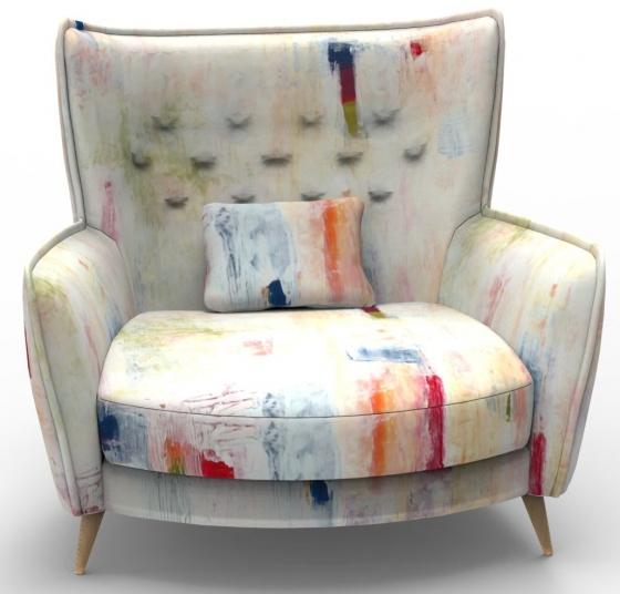 Кресло Simone YOU&ME 120X95X105 CM 3