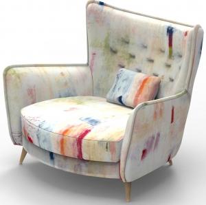 Кресло Simone 120X95X105 CM