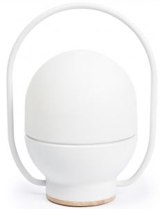 Светильник переносной Take Away LED 12X12X20 CM белый