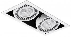 Светильник узконаправленный Colin-2 LED 4000K 17X34X18 CM белый