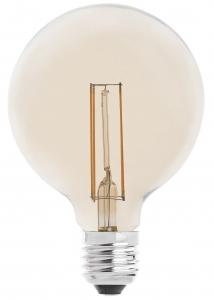 Лампочка E27 LED amber globe bulb 4W