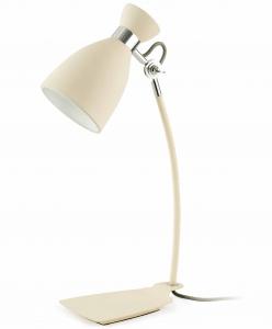 Настольная лампа Retro 12X28X49 CM бежевая