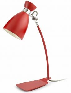 Настольная лампа Retro 12X28X49 CM красная