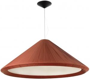 Интерьерный светильник Hue In 130X130X76 CM коричневого цвета