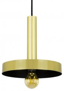 Подвесной светильник Whizz 25X25X26 CM золотой