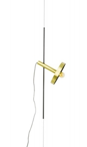Подвесной светильник Whizz 25X30X120 CM золотой