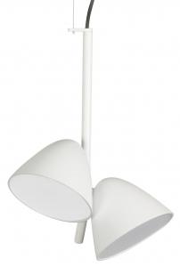 Светильник Flash LED 2L 22X22X30 CM белый