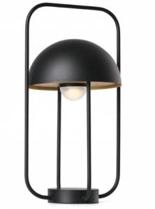Светильник переносной Jellyfish 17X17X31 CM чёрный