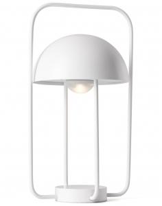 Светильник переносной Jellyfish 17X17X31 CM белый