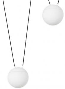 Подвесной светильник Mine 2L 19X19X19 / 19X19X19 CM белый
