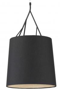 Подвесной светильник Tree 34X34X45 CM чёрный