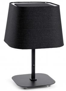 Настольная лампа Sweet 30X30X40 CM чёрная