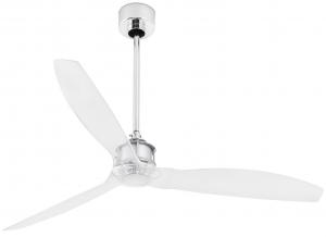 Потолочный вентилятор Just Fan 128X128X64 CM белый