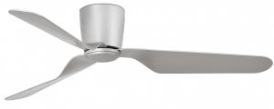 Потолочный вентилятор Pemba 132X132X19 CM серый